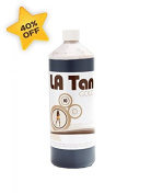 AWARD WINNING LA TANNING SOLUTION- 10 GOLD (10% DHA) 1000ml