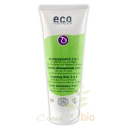 Clean Eco Cosmetics 3in1 Gentle Cleansing Milk with Green Tea Myrtle 125ml
