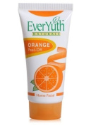 Everyuth Orange Peel Off - Home Facial 50 Gm, Works Like Magic on Your Skin