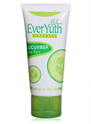 Everyuth Cucumber Face Pack 60gm - With Neem, Lemon and Turmeric Purifies Skin