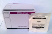 Sterile Non Woven 4ply Gauze Swabs 7.5cm x 7.5cm 25 packs of 5 Swabs Steroplast