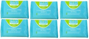 6x Witch Cleansing and Toning Wipes