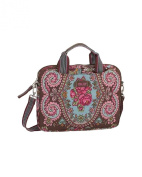 Oilily Women's Oilily-118-8500-1 Cross-Body Bag Brown Brown (Braun) 1