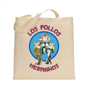 Breaking Bad Los Pollos Hermanos Official New White Tote Bag