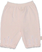 Jottum Baby Girls' Leggings Pink Pink