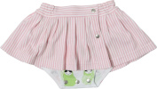 SOOKIBaby Girl's I Love Pears Pleated Skirt Size 00 6-9 Months
