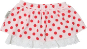 SOOKIbaby A Little Polka Dotty Baby Girl's Embroidery Englaise Skirt Size 00 6-9 Months