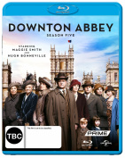 Downton Abbey Season 5 [Region B] [Blu-ray]