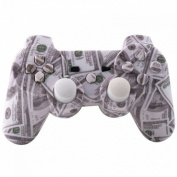 Hydro Dipped Full Set $100 Money Housing / Shell PS3 DoubleShock 3 Controller