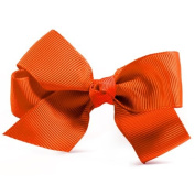 Grosgrain Ribbon Alligator Bow Hair Clip Ideal for Girls