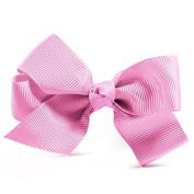 Grosgrain Ribbon Alligator Bow Hair Clip Ideal for Girls