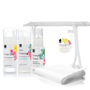 Yin Yang Skincare Replenishing Travel Kit for Very Dry Skin