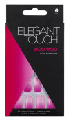 Elegant Touch Trend Ombre Nails, Woo Woo/ Pink/ Fuchsia