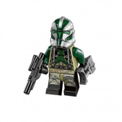 LEGO® Star Wars (TM) Commander Gree Minifigure Clone Trooper AT-AP