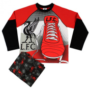 Liverpool FC Pyjamas | Liverpool Football Club PJs | From Age 7 to 13 Years