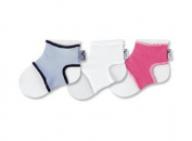 3 sock ons baby sock keepers