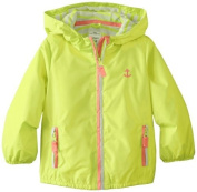 Carter's Baby-Girls Infant Jersey Lined Windbreaker, Yellow, 12 Months Colour