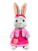 Peter Rabbit Talking Plush Lily Bobtail