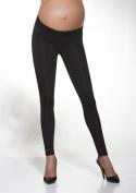 Classic Pregnancy Under Bump Leggings By Bas Bleu - Premium Quality - Made In EU