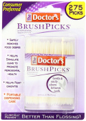 Doctor's Brushpicks, 275 Count