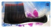 Dimples Rake Teeth Professional Choice Jumbo Wide Tooth Hair Comb