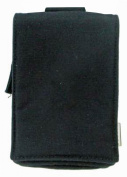 Trendz Universal Pouch Case for Smartphone, Camera and MP3 - Black