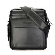 Zicac Mens Leather/Genuine Leather Shoulder Bag Handbags Briefcase for the Office Messenger Bag