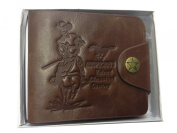 Leather Men Wallet Brand New Boxed Good Christmas Gift Luxury