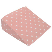 Cuddles Collection Dotty Wedge Pillow