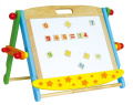 Viga Double Sided Magnetic Table Top Easel #59075