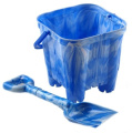 Blue Marble Sand Castle Bucket And Spade Set - Beach Or Sandpit Toy