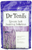 Dr Teals Lavender Epsom Salt - Soothe and Sleep - 2 bags