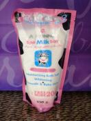Lot of 3 A Bonne Spa Milk Salt Moisturising Bath Salt Whitening 350gr