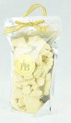 Luxe Heavenly Bodies Bamboo Lotus Bath Salt Chips