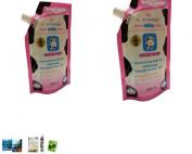 2 Packs of A Bonne Spa Milk Salt - Moisturising Bath Salt - 350g370ml