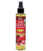 USDA Certified Organic Body Oil - Bulgarian Rose 150ml