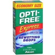 Opti-Free Express Rewetting Drops, 20 ml