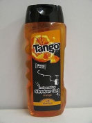 2 X TANGO SHOWER GEL INVIGORATING ORANGE WITH ALOE VERA 2 X 400ml