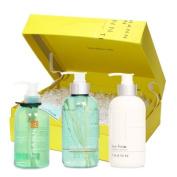 Thann Sea Foam Aromatherapy Shampoo & Shower Gel & Body Milk Lotion Set
