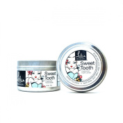 """Lulu Blossom """"Sweet Tooth"""" 120ml Soy Travel Candle"""
