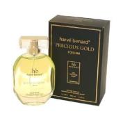 Precious Gold For Men By Harv. Bernard Eau De Parfum Spray 100ml