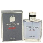 Territoire Sport by YZY Perfume Eau De Parfum Spray 100ml