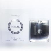 Ron Marone's Metal Silver for Men 100ml Eau De Toilette