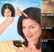 Med. Brown Hair Colour Touch-up