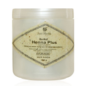 Just Herbs - Herbal Henna Plus (enriched with certified organic Neem, Hibiscus and Indian Gooseberry) - 200g