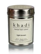 Khadi Herbal Light Brown Henna Hair Colour - 150 ml