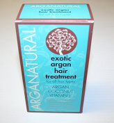 Arganatural Exotic Argan Hair Treatment for All Hair Types 120ml - Argan Coconut Vitamin E
