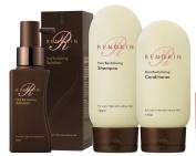 Dermaheal Cosmeceuticals Renokin Hair Revitalising Value Set, 14 Fluid Ounce