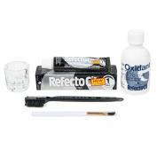 Refectocil Cream 15ml, Cream Oxidant 3%, Mascara Brush, Mixing Jar