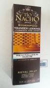 Tio Nacho Shampoo Younger Looking.. Royal Jelly Revitalises Hair 410ml